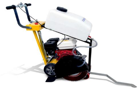 Macchine taglia asfalto